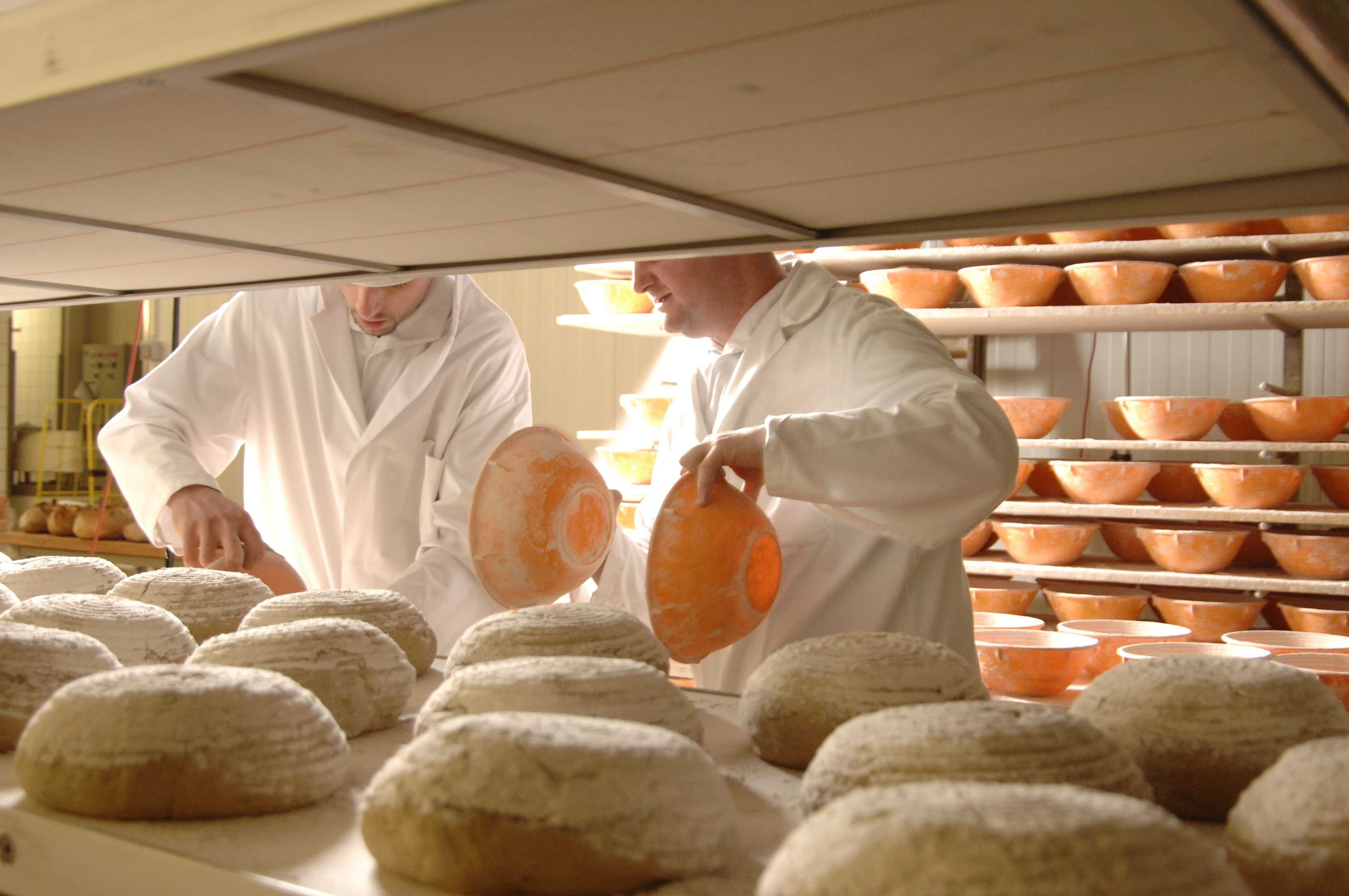 Bäckerei Wasgau Produktion